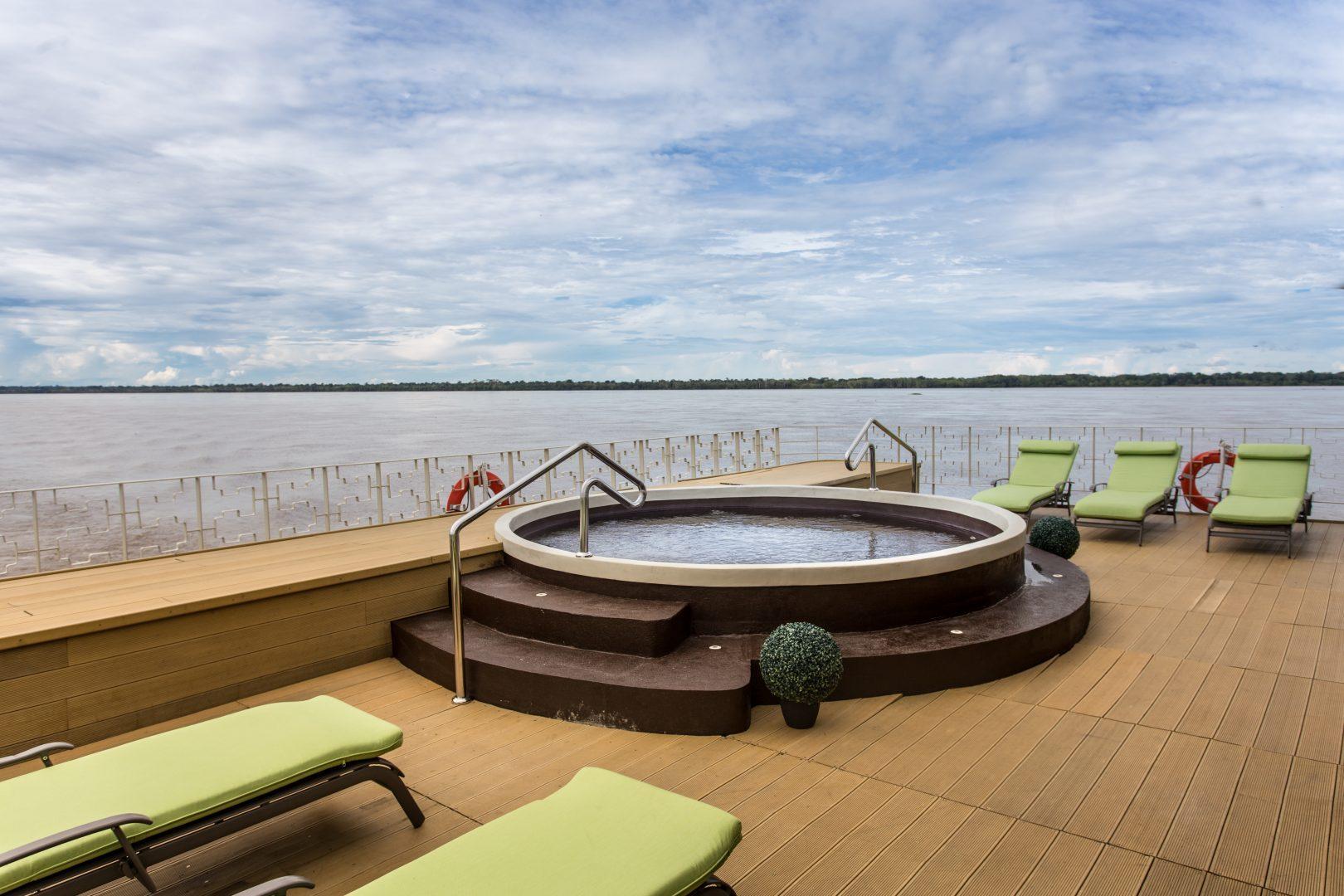 Delfin Iii Delfin S Newest Luxury Peruvian Amazon