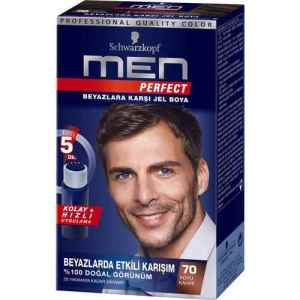 Men Perfect 70 Koyu Kahve