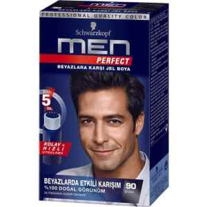 Men Perfect 90 Siyah