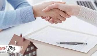 Ev değerinin tamamı için kredi
