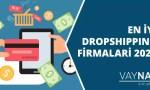En İyi Dropshipping Firmaları 2020