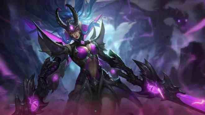 mobile legends karina hero mage assasin idola para gamers