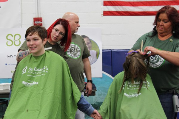 PAMS hosts St. Baldrick's Bash to conquer childhood cancer ...