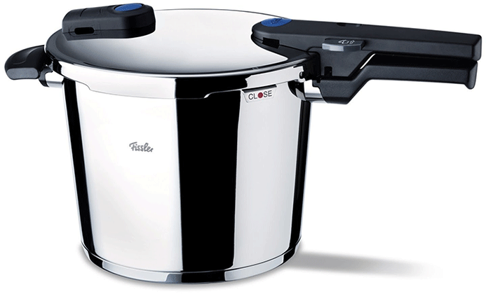 Fissler FSSFIS5860 Vitaquick with Perforated Inset
