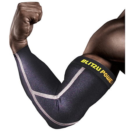 Elbow Compression Sleeve by Blitzu POWER