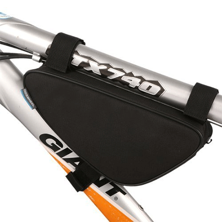New Cycling Top Tube Triangle Bag