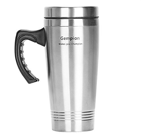 Techoland Vacuum Insulated Stainless Steel Tumbler With Lid