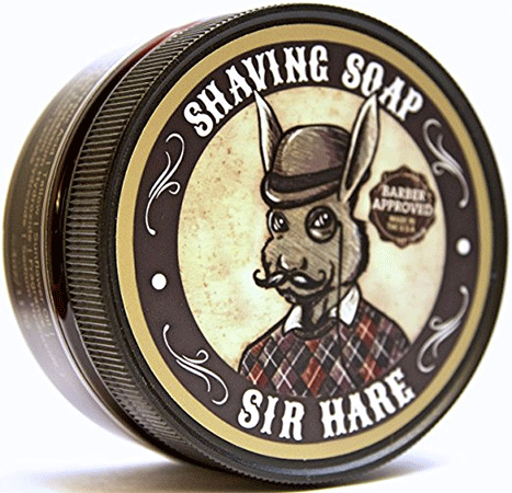 Sir Hare Men's Shaving Soap