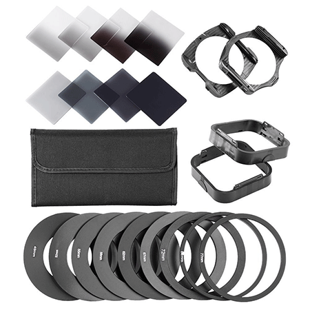 Neewer Complete ND Filter Kit