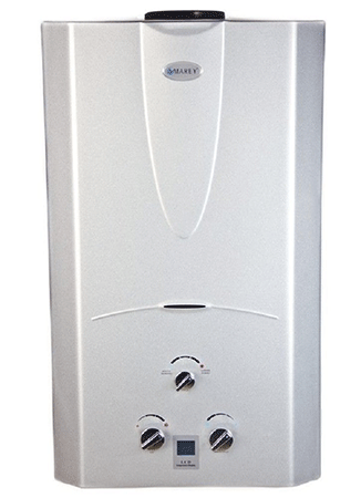 Marey Power 10L 3.1GPM Gas Tankless Water Heater