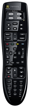 Logitech Harmony 350 All in One Remote