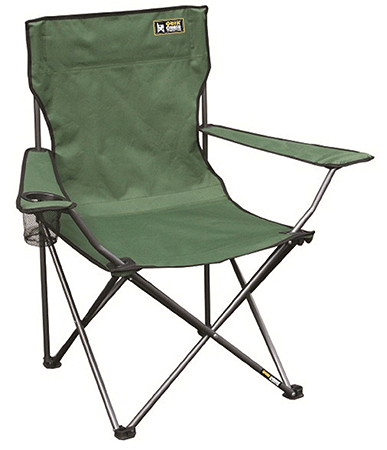 Quik Shade Quik Chair Folding Quad Camp Chair