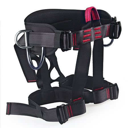 Thicken Wider Climbing Harness - Oumers Protect Waist Version