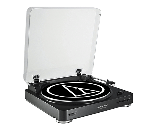 The Fully Automatic Belt-Drive Turntable