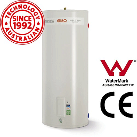 GMO Electric Water Heater 80Gallons