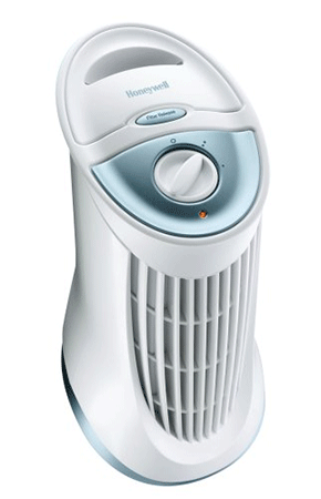 Honeywell HFD-010 QuietClean Compact Tower