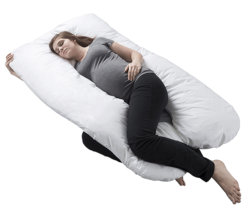 Lavish Home U Shape Pregnancy Pillow