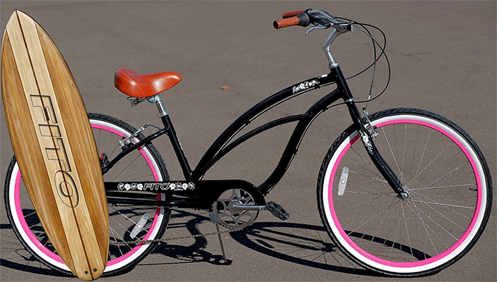 Fito Marina Alloy 7-Speed Cruiser