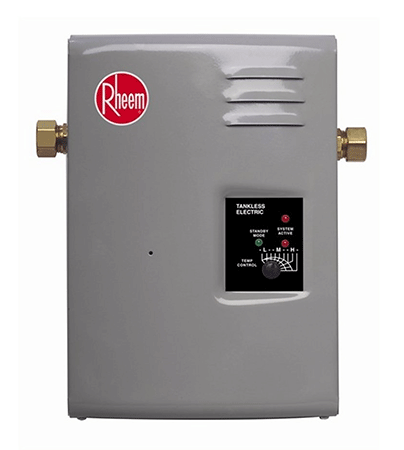 Rheem RTE 9 3 GPM Electric Tankless Heater
