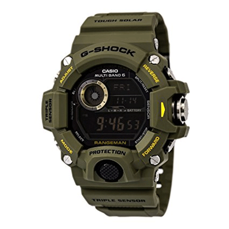 Mens G-Shock RANGEMAN