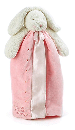 Bunnies by the Bay Blossoms Buddy Blanket