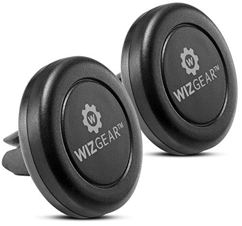 WizGear's (2 Pack) Universal Air Vent Magnetic Car Mount Phone Holder