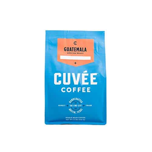 Cuvée Whole Bean Coffee, Guatemala Single Origin Medium Roast