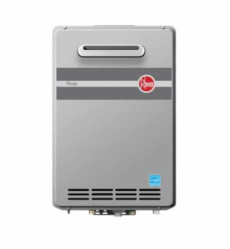 Rheem RTGH-95XLN Prestige Natural Gas Outdoor Whole House Low NOx Condensing water heater