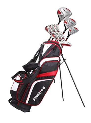 New Deluxe Petite Ladies Complete Golf Package Set