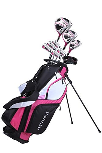 Premium Lightweight Ladies Golf Club Set