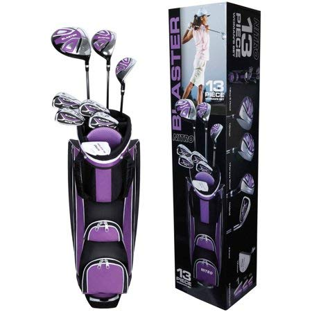 Nitro 13-piece Ladies Golf Set