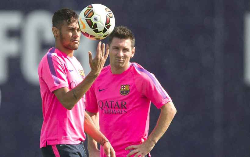 Guardiola Wanted Neymar And Messi Vbet News