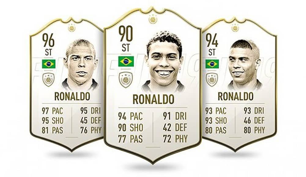 As such, he is given a trio of fifa ultimate team cards, each one marking a different. Fifa 20 Icons Every Legend Confirmed And The Players We Want To See