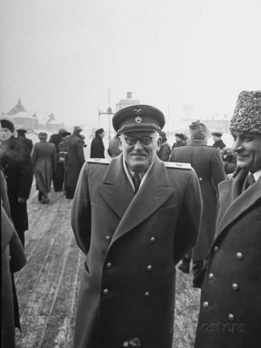 Andrei Vyshinsky, Soviet Foreign Minister