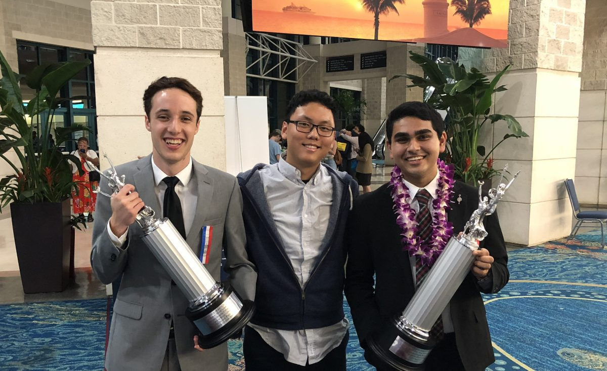 Miscellaneous Musings - 2018 NSDA Nationals Edition