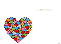 Love of Different Colors