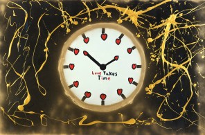 Love Takes Time - 40 by 60 inches
