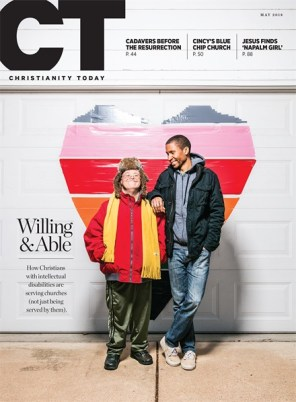 Christianity Today magazine Cover May 2018
