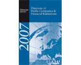 directory of israeli public companies