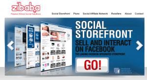 Zibaba homepage