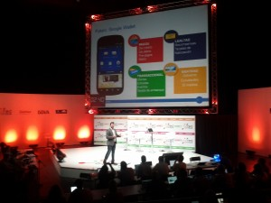 Eze Vidra keynote speech Google Mobile search Red Innova Madrid 2011