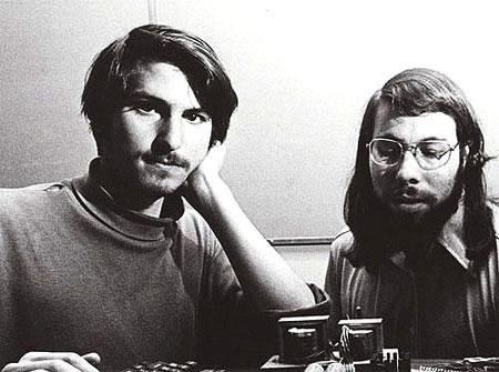 Steves: Jobs and Wozniak of Apple