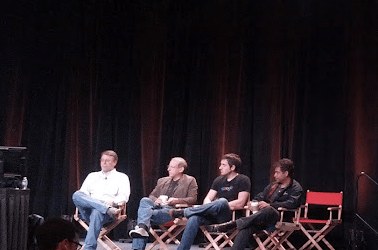 The VC Panel at Google I/O