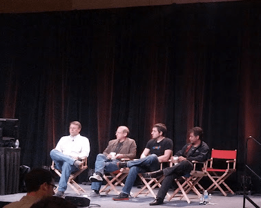 The VC Panel at Google I/O