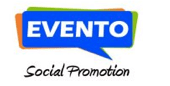 Evento social promotion logo