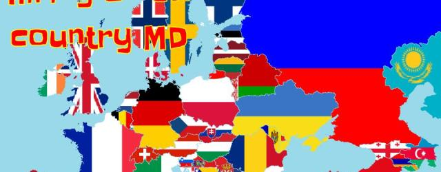 European startup flags International