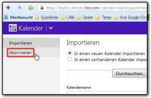 Outlook Feiertage 02