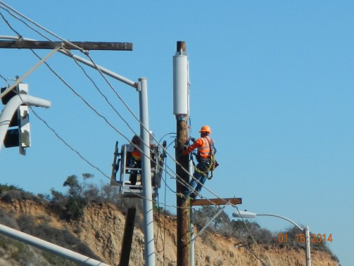 Palisades - Small Cell Installation 4