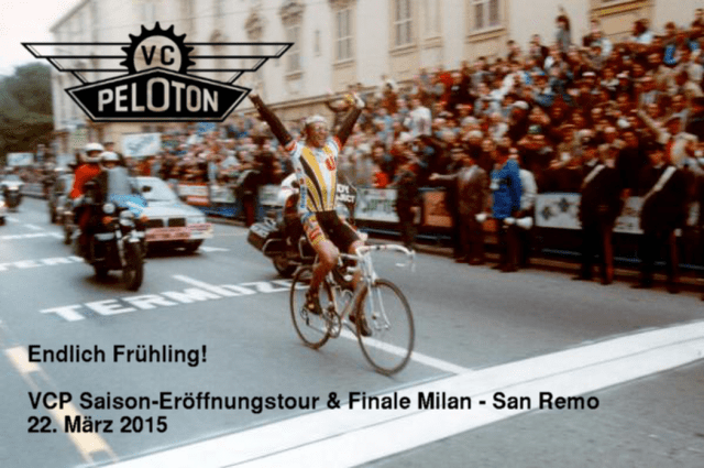 Saison-Eröffnungstour & Milan – San Remo