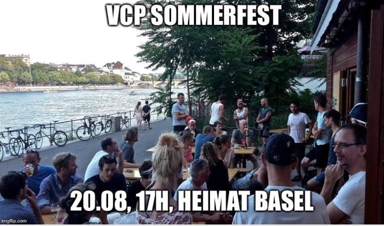 REMINDER SOMMERFEST 2016